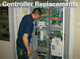 Elevator Controller Replacement
